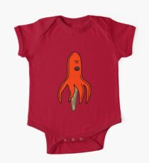 FANGED OCTOLOLLY One Piece - Short Sleeve