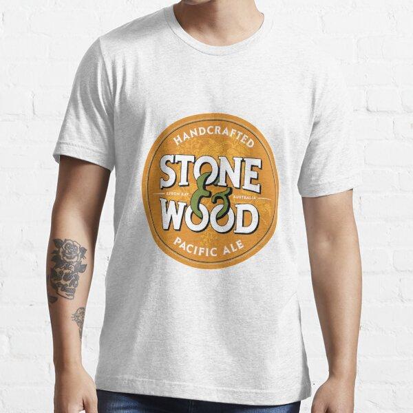 Stone & Wood logo Essential T-Shirt