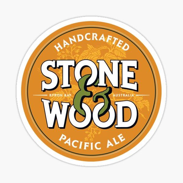 Stone & Wood logo Sticker