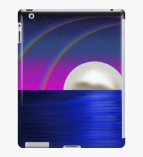 Double Moonbow iPad Case/Skin