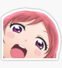 Maki Photobomb Sticker