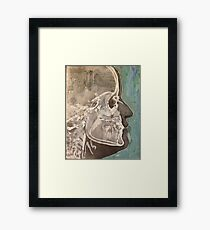 Exuviate Framed Print