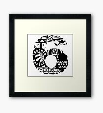 TO Sports inTOthe6 Framed Print