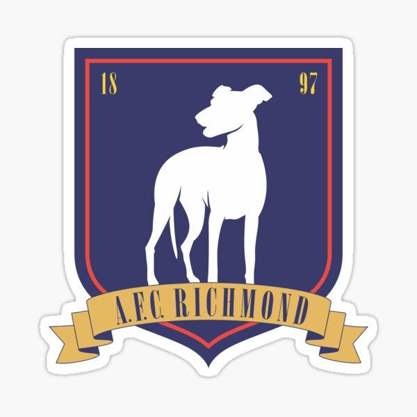 Richmond-Ted Sticker