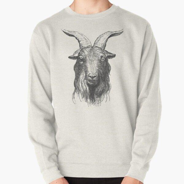 Mister Goat Pullover Sweatshirt