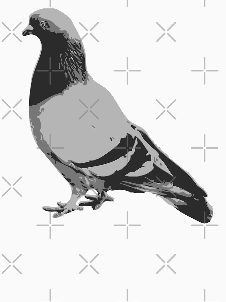 Pigeon | Unisex T-Shirt
