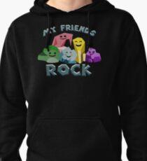 Friends Rock! Pullover Hoodie