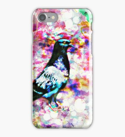 The colors of my dream (What do you see in the colors of your dreams?) iPhone Case/Skin