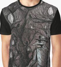 Plague Birds Graphic T-Shirt