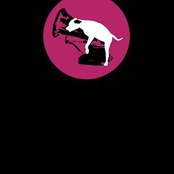 HMV Dog Parody by DomCowles12