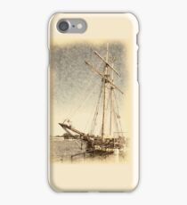 Just Visiting iPhone Case/Skin