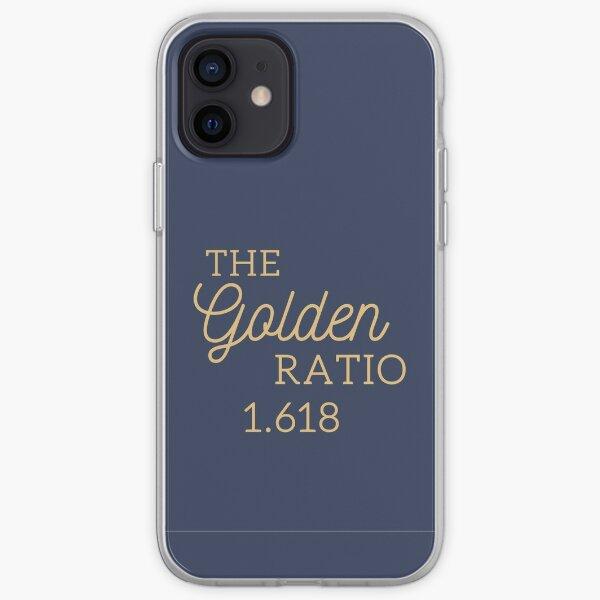 The Golden ratio 1.618 iPhone Soft Case