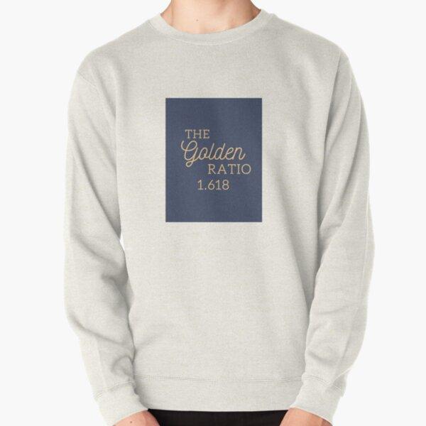 The Golden ratio 1.618 Pullover Sweatshirt