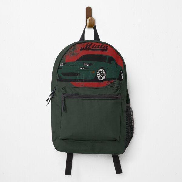 MAZDA MIATA NA mx5 mk1 VINTAGE best design  Backpack