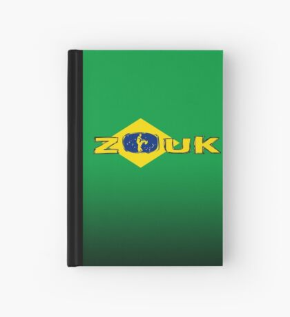 lets dance zouk Hardcover Journal