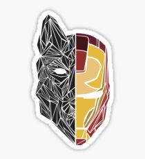 Game Of Thrones / Iron Man: Stark Family Sticker