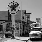 Route 66 The Mother Road by David Lee Thompson