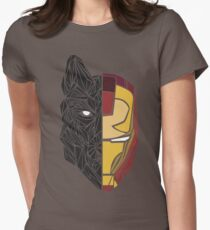 Game Of Thrones / Iron Man: Stark Family Womens Fitted T-Shirt