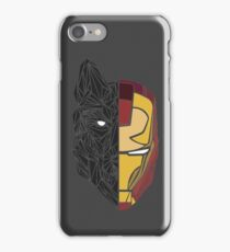 Game Of Thrones / Iron Man: Stark Family iPhone Case/Skin