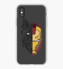 Game Of Thrones / Iron Man: Stark Family iPhone Case