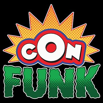CON FUNK by absenthero