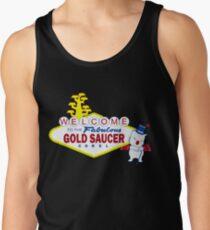 Fabulous Gold Saucer Alternate Tank Top