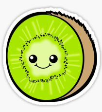 Kiwi Fruit Sticker