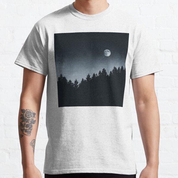 Under Moonlight Classic T-Shirt