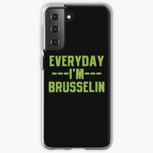 Brussels Sprouts Vegetable Vegetarian Samsung Galaxy Soft Case