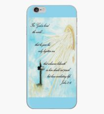 For God so Loved the World iPhone Case