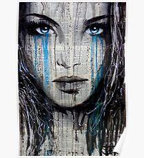 blue azalea Poster