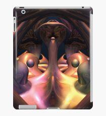 Organica Metallica iPad Case/Skin