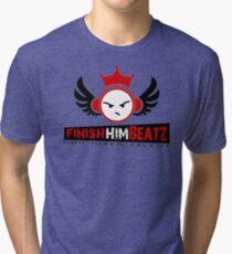 FinishHimBeatz Tri-blend T-Shirt