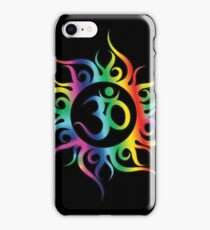 Multi Coloured OM Illustration iPhone Case/Skin