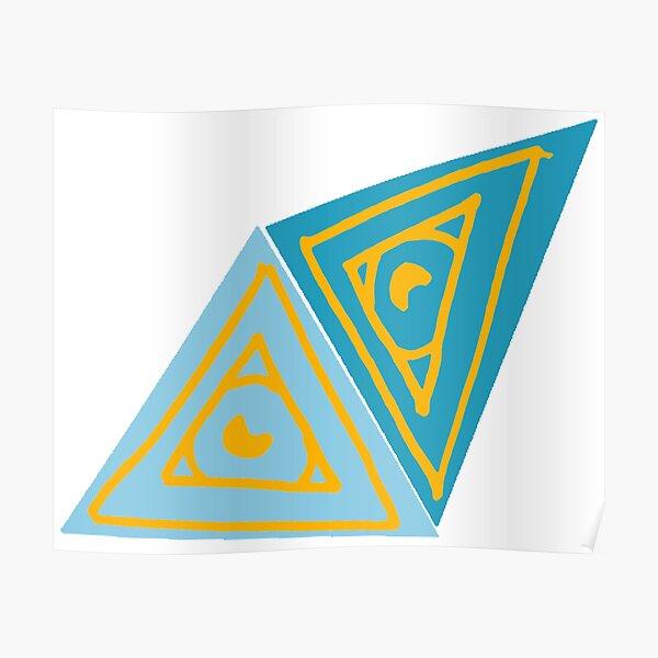 Illumin-eye-ti Poster