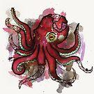 Sea Monster's True Colours by thyearlofgrey