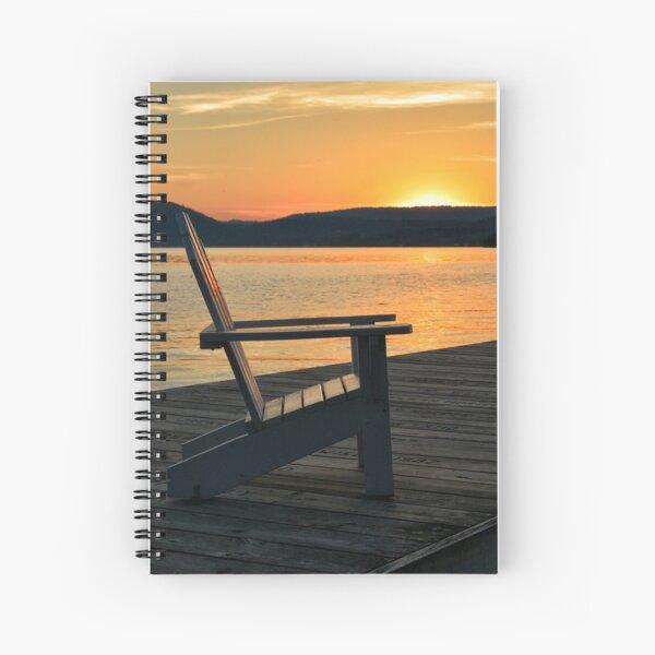 The Timeless Chair Spiral Notebook