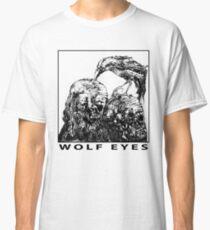 Wolf Eyes Burned Mind Classic T-Shirt