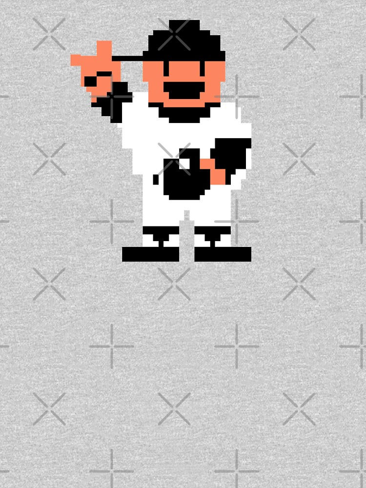 R.B.I. Baseball 8-bit - New York by CasualBiscuits