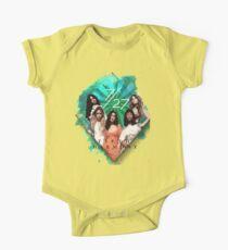 Fifth Harmony 7/27 Green One Piece - Short Sleeve