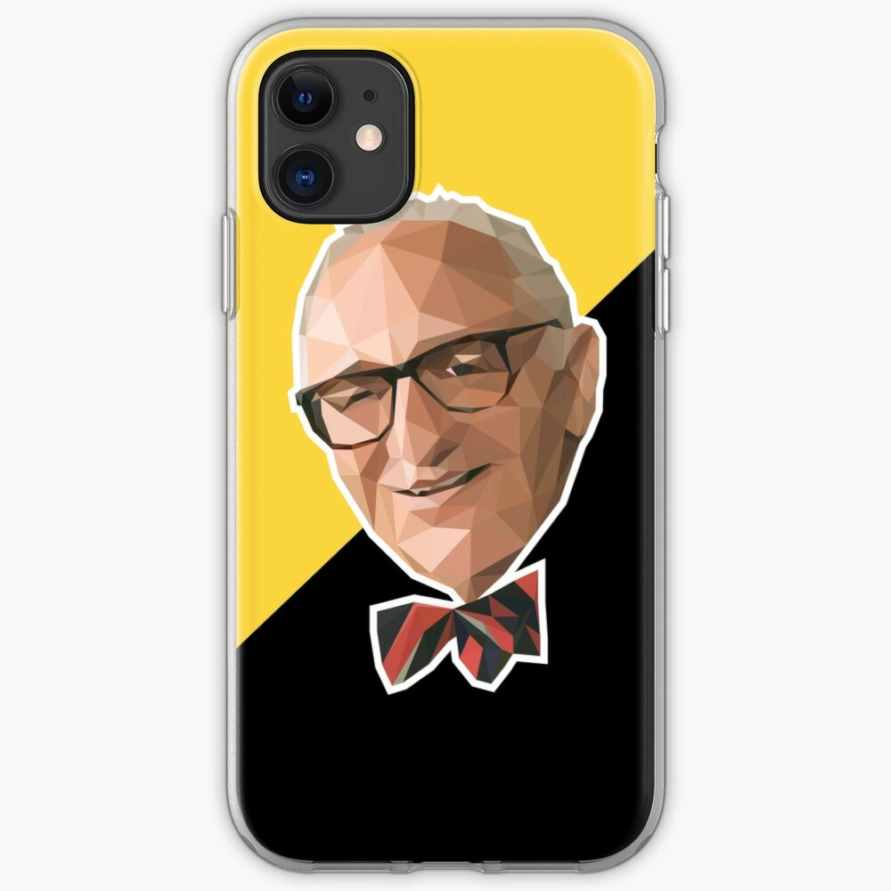 Murray Rothbard iPhone Case & Cover