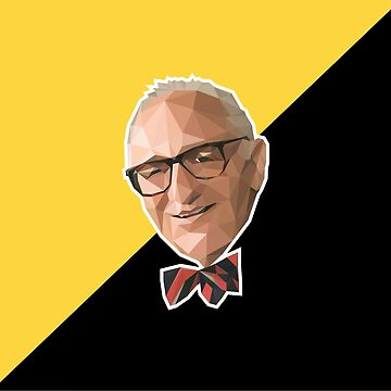 Murray Rothbard by MichaelWalters