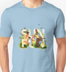 Sun Fun II Unisex T-Shirt