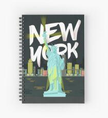 New York, New York! Spiral Notebook