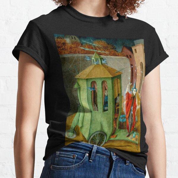 The Juggler, By Remedios Varo Classic T-Shirt