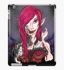 Steampunk Vampire iPad Case/Skin