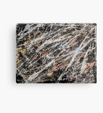 Copper ore Metal Print