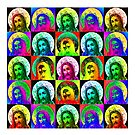 Pop Art Jesus by RichardSmith
