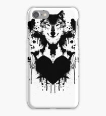 inkblot iPhone Case/Skin