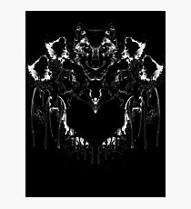 inkblot Photographic Print